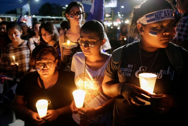 Nicaragua on the Brink, Once Again By Jon Lee Anderson